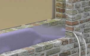 BBA Certification for cavity wall insulation
